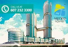 Medini Square | Iskandar Malaysia