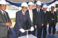 Ground Breaking Ceremony for MCT's d'Pristine @ Medini, Iskandar Malaysia