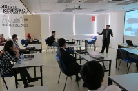 Talk & MBA Preview at Raffles University Iskandar