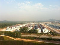 Panorama of Iskandar