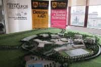 Talk & MBA Preview at Raffles University Iskandar